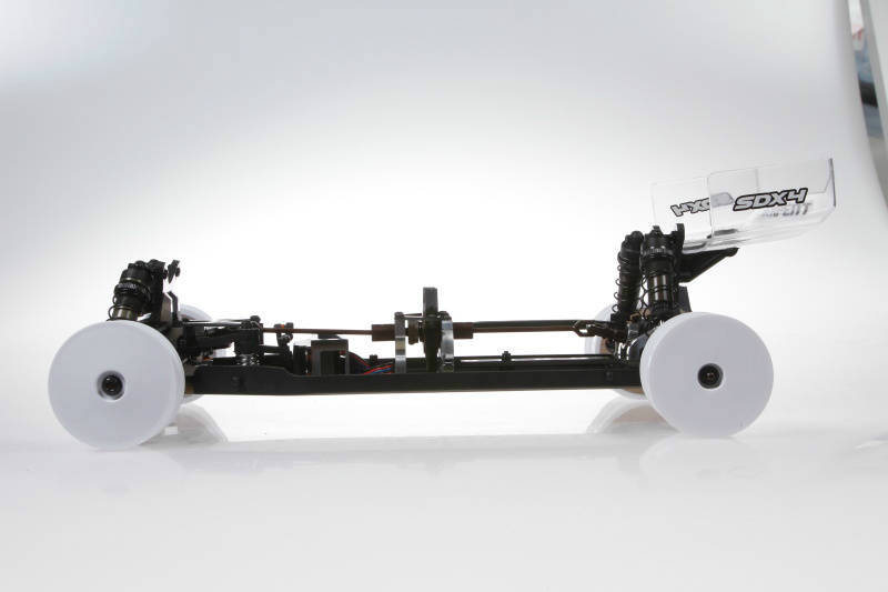 Spyder SDX4 Buggy 4wd 1/10