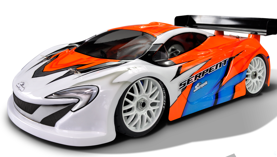 Serpent Ltd > Serpent SRX8 GT 1/8 GP (SER600057)